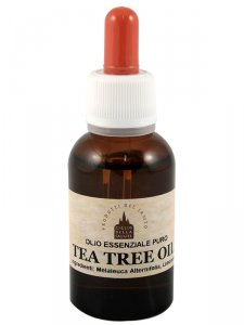 Copertina di 'Tea tree oil 30 ml.'