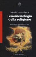 Fenomenologia della religione - Van der Leeuw Gerardus