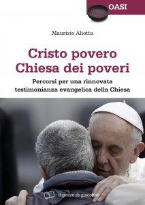 Copertina di 'Cristo povero Chiesa dei poveri'