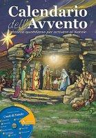 Calendario dell'Avvento + cd - Autori vari