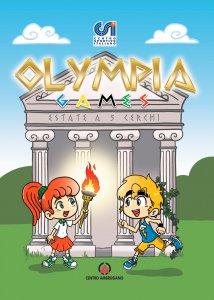 Copertina di 'Olympia Games. Estate a 5 cerchi'