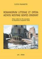 Romanorum litterae et opera aetatis nostrae gentes erudiunt - Pavanetto Cletus