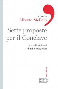 Copertina di 'Sette proposte per il Conclave'