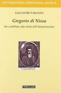 Copertina di 'Gregorio di Nissa'