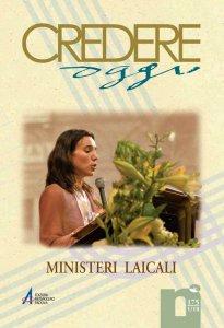 Copertina di 'Ministeri laicali nella liturgia: dall'actuosa partecipatio all'ars celebrandi'