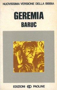 Copertina di 'Geremia. Baruc'