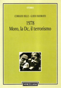 Copertina di '1978. Moro, la Dc, il terrorismo'
