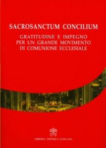 Copertina di 'Sacrosanctum Concilium'