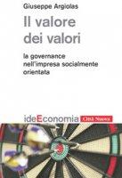 Il valore dei valori - Argiolas Giuseppe