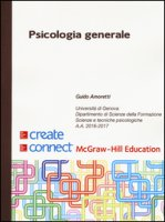 Psicologia generale - Amoretti Guido
