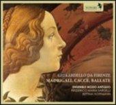 Ghirardello da Firenze. Madrigali, Cacce, Ballate Dal codice Squarcialupi - Federico Maria Sardelli, Bettina Hoffmann
