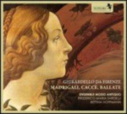 Copertina di 'Ghirardello da Firenze. Madrigali, Cacce, Ballate Dal codice Squarcialupi'