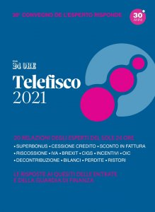 Copertina di 'Telefisco 2021'