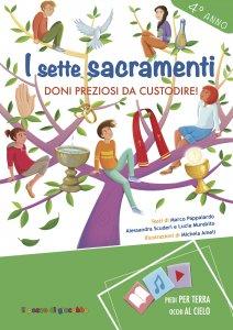 Copertina di 'I sette sacramenti. Doni preziosi da custodire!'
