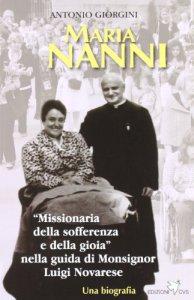 Copertina di 'Maria Nanni'