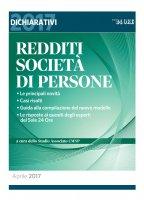 Dichiarativi: REDDITI SOCIETÀ DI PERSONE - Studio Associato CMNP