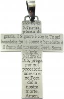 Croce in argento