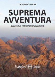 Copertina di 'Suprema avventura'