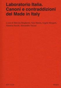 Copertina di 'Laboratorio Italia. Canoni e contraddizioni del Made in Italy'