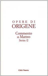 Copertina di 'Opere di Origene vol. 11/6'