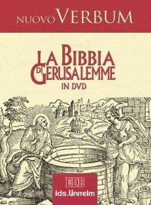 Copertina di 'Nuovo Verbum. La Bibbia di Gerusalemme in DVD'