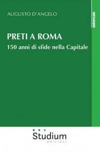 Copertina di 'Preti a Roma'