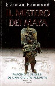 Copertina di 'Il mistero dei Maya'