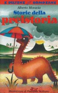 Copertina di 'Storie della preistoria'