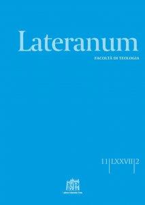 Lateranum 2011 - n. 2