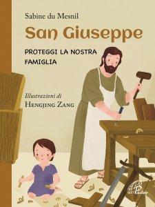 Copertina di 'San Giuseppe proteggi la nostra famiglia'