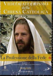 Copertina di 'Videocatechismo della Chiesa Cattolica, Vol. 6'