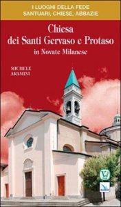 Copertina di 'Chiesa dei santi Gervaso e Protaso in Novate Milanese'