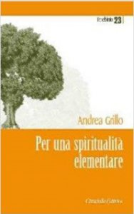 Copertina di 'Per una spiritualità elementare.'