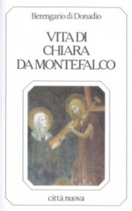 Copertina di 'Vita di Chiara da Montefalco'