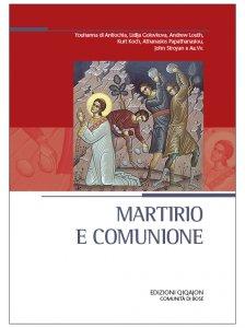 Copertina di 'Martirio e comunione'