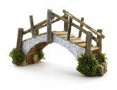 Immagine di 'Ponte In Sughero e Assi Di Legno ? Bertoni presepe linea Natale'