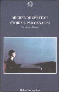 Copertina di 'Storia e psicoanalisi. Tra scienza e finzione'