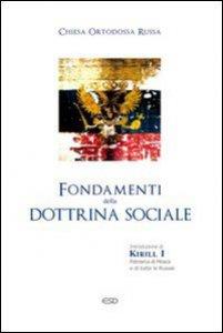 Copertina di 'Fondamenti di dottrina sociale'