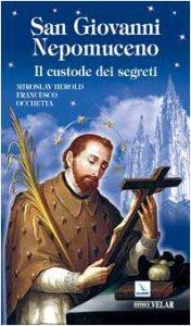 Copertina di 'San Giovanni Nepomuceno'