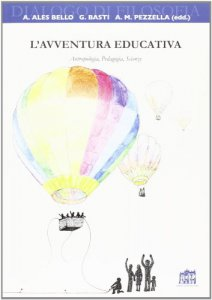Copertina di 'L'avventura educativa'