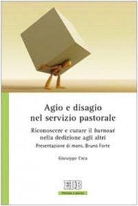 Copertina di 'Agio e disagio nel servizio pastorale'