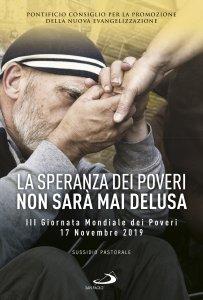 Copertina di 'La speranza dei poveri non sarà mai delusa'