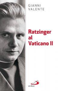 Copertina di 'Ratzinger al Vaticano II'