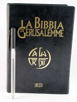Immagine di 'La Bibbia di Gerusalemme (copertina in plastica)'