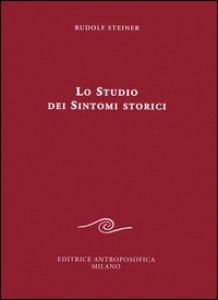 Copertina di 'Lo studio dei sintomi storici'