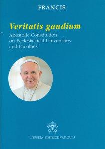 Copertina di 'Veritatis gaudium'