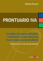 Prontuario IVA 2014 - Raffaele Rizzardi