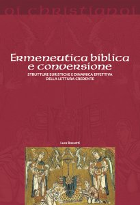 Copertina di 'Ermeneutica biblica e conversione'
