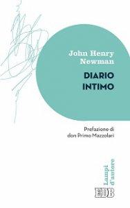 Copertina di 'Diario intimo'