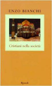 Copertina di 'Cristiani nella società'